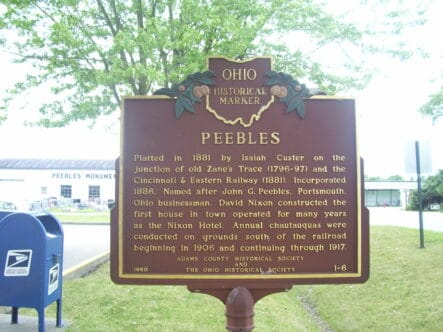 Moving Review: From Chillicothe, Ohio to Peebles, Ohio