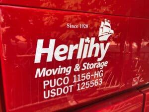 Miami Football Moving Truck